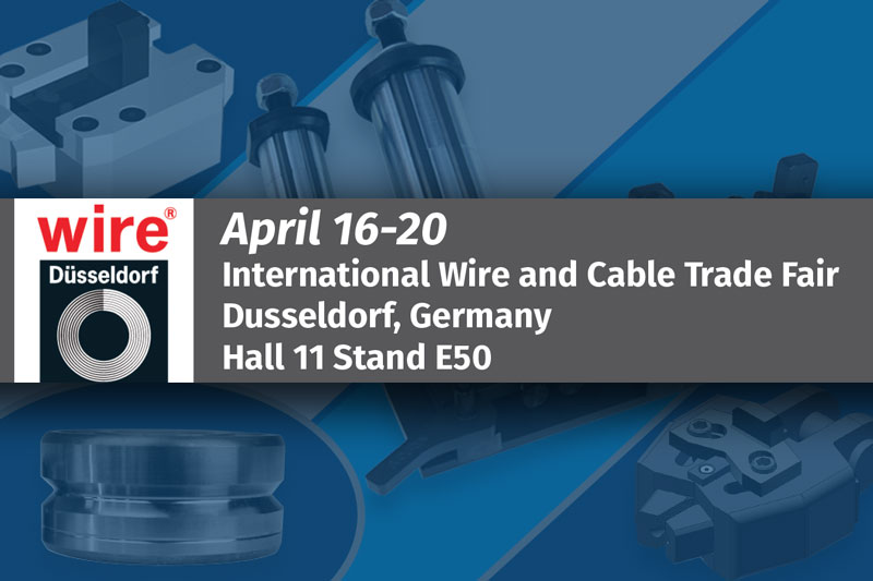 Sjogren Industries set for wire and cable trade fair