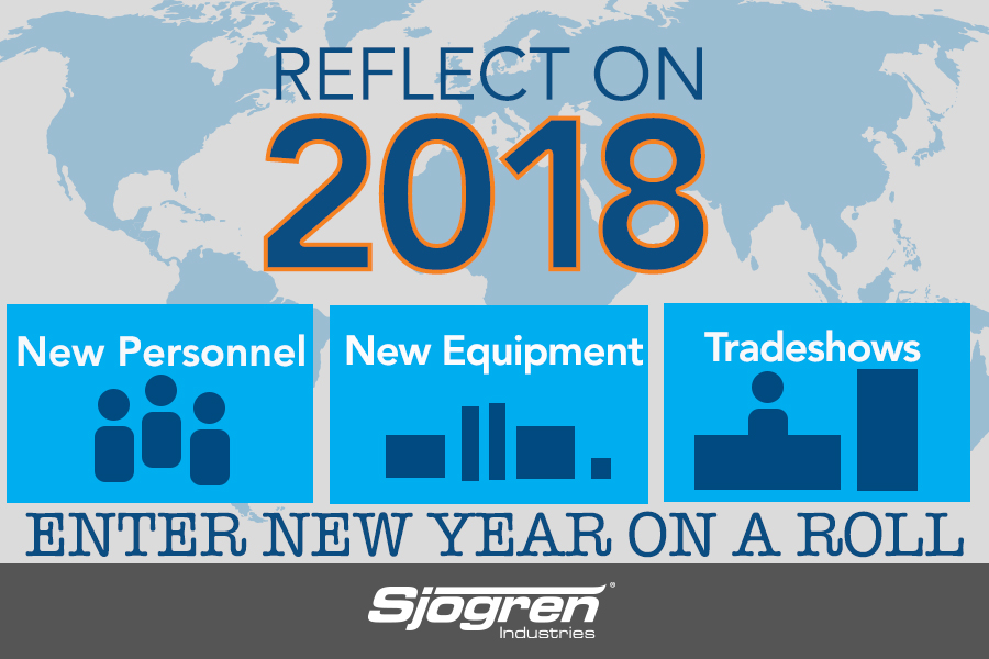 Sjogren Industries enters new year on a roll