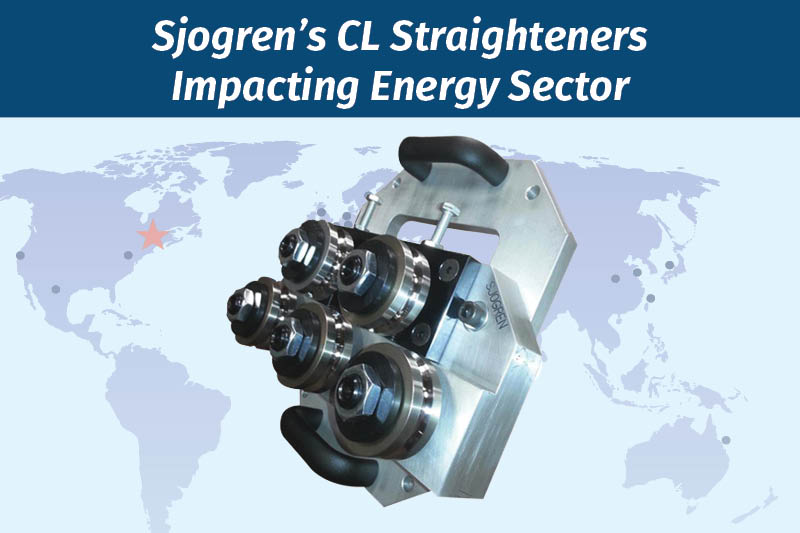 Sjogren's CL straighteners impacting energy sector
