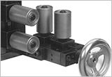 WIRE GUIDE ROLLERS