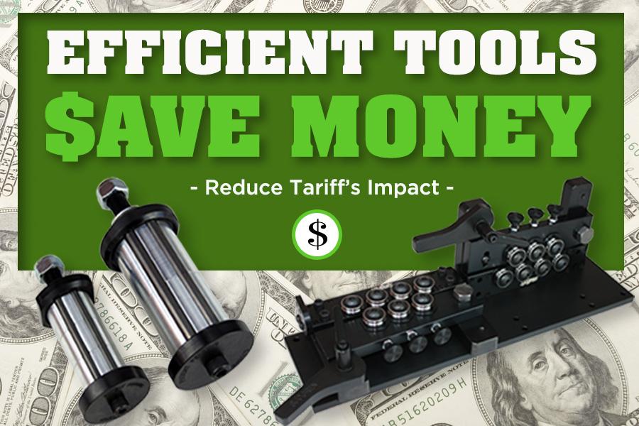 Sjogren Industries Innovation Help Recoup Tarrif Costs