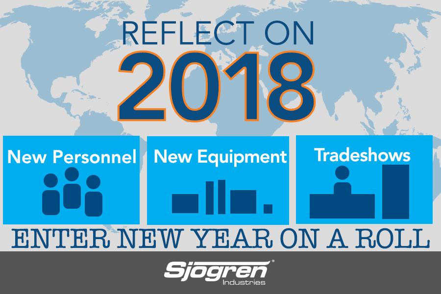 Sjogren Industries enters new year on a roll