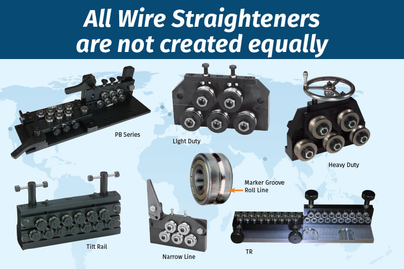 All Wire Straighteners are not created equally
