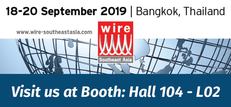 Sjogren Industries returning to Wire Southeast Asia