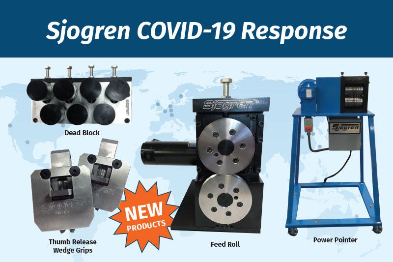 Sjogren COVID-19 Response