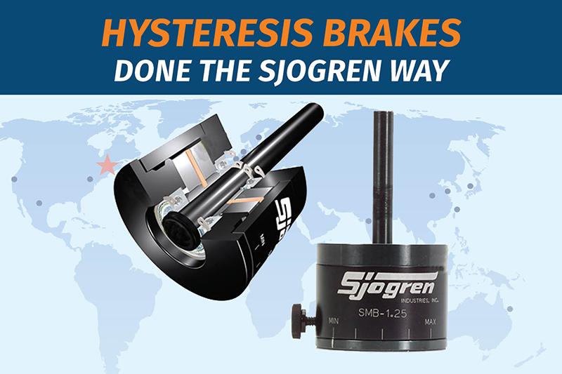 Hysteresis Brakes done the Sjogren way